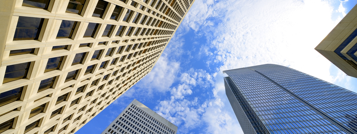 picture of skyscrapers
